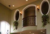 Indoor Balcony's