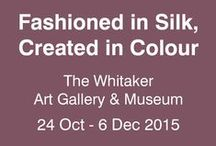 Exhibition  2015 / Created in Colour exhibition - sneak preview pieces 2015