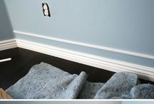Remodeling tricks / DIY