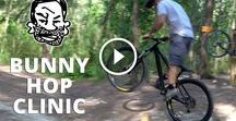 Mountain Biking Skills / Want to learn how to manual or clear obstacles on your mountain bike? Showcasing beginner to advanced mountain bike handling skills.