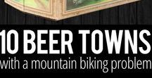 Beer Here / Why are mountain bikers so obsessed with their beers? So many beers, so little time
