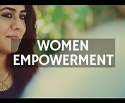 Empowering Women / Inspiring all women to be more motivated, feel proud of themselves starting to feel and have believe and courage to do anythings at their own, collective women efforts can empowers all women in all aspects of life and to be more strong    Empowering Women board contain images, info graphics, quotes, videos and presentation  Your Suggestion & contribution to this board will be highly appreciated and help other to be more productive  Regards  Shafiq Rehman Microsoft Innovative Master Trainer