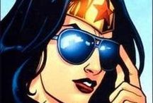 Wonder Woman / by Shalane Gasparac