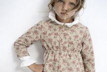Ropita niña, Vestidos, camisetas / by Ana Melero Muñoz