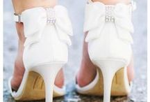Say I Do! / Every bride is beautiful on her wedding day!  Dress up the moment with the perfect shoes!