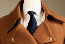 Bespoke Coats & Cloaks / by De Oost Bespoke Tailoring