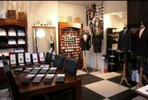 Our Atelier in Amsterdam / De Oost Bespoke Tailoring