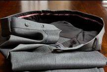 Bespoke Trousers - Broeken / Tailored by De Oost Bespoke Tailoring Trousermaker Amsterdam.