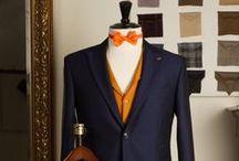 Bespoke Wedding Suits - Trouwpakken Trouwkostuums / Tailored by De Oost Bespoke Tailoring