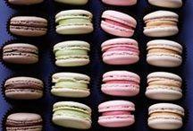 Macarons / macarons / by Patricia Bruijn
