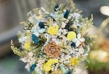 Wedding Flowers / Bouquets, button holes and more!