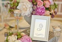 WEDDING CENTERPIECES / Wedding inspiration