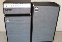 Bass Amplifiers + Speaker Cabinets / BASS AMPLIFIERS AND SPEAKER CABINETS.THE BEST STUFF.