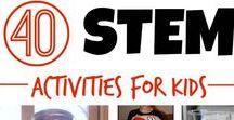 STEM Ideas / Science - Technology - Engineering - Mathematics