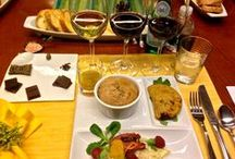 Chocolate & wine pairing events / Events in NYC