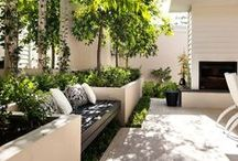 Outdoor Design / Want to spice up your exterior design?  Here we have a few tips, ideas and decorations to help!