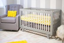 Nursery Room / Need a nursery inspiration?! We have a ton of ideas worth looking at! With decor, colors and accesories