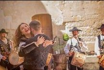 Salamanca Destination Castle Wedding / Beautiful Destination Castle Wedding