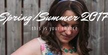 Spring & Summer / Dresses for spring and summer by A.M.E.G. Designs. Also a dress inspiration board.