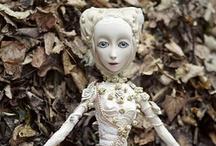 ~Unique & Enchanting Dolls~ / by Emma Louise