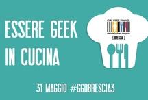 """Food ideas for geek / Chi non vorrebbe un PenNovo in cucina? Il gioco è aperto a tutti e consiste nel condividere sulla nostra board """"Food ideas for geek"""" una foto che rappresenti una tua creazione culinaria: il tuo piatto forte, una composizione creativa e divertente… insomma una foto che sintetizzi la tua creatività geek in cucina. qui le istruzioni http://girlgeekdinnersbrescia.com/2013/05/pedrini-ggdbrescia3-food-ideas-geek/"""