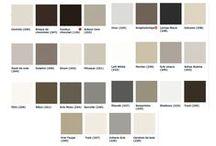 Idées maison - Color palettes & DIY