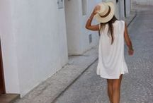 Style - Spring & Summer / what I'ld wear
