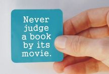 Book | Films | Music / Important things we learn from books
