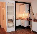 Interior - Small places