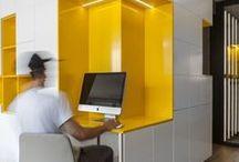 Interior - Work places