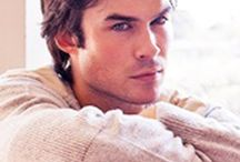 Ian somerhalder / His eyes!!!!!!!! If you would like to join just comment my pins.