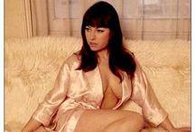 June Palmer ❤ / 50s and 60s pin up/erotic model June Palmer