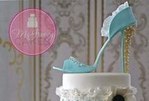 Shoe Treats / Shoe related cakes, sweets and treats!