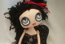 Muñecas/os diferentes / Special dolls / No son los clásicos peluches ni las típicas muñecas, pero son hermosos!!!