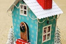 dool house / paper diy, 인형집, 미니어쳐, 돌하우스
