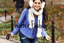 Winter Fashion / My favorite winter style.