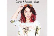 Spring & Autumn Fashion