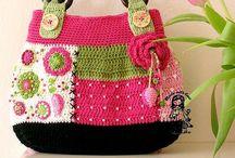 CROCHET | Clothes, Bags