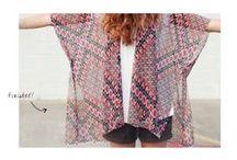 DIY - Couture top & dresses