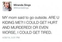 Miranda / I am a mirfanda