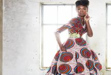 My African Dress