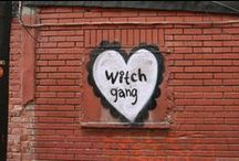 AES : double double / teen witch gangs : the good