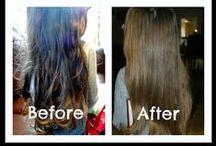 DIY - Hair beauty