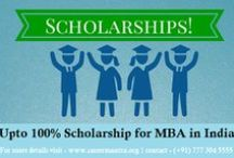 CareerMantra - Scholarship for MBA, PGDM Courses / Careermantra help candidate to get scholarship for MBA & PGDM admission. Top MBA & PGDM college set scholarship criteria from 10% to 100%.