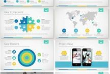 Powerpoint / Powerpoint templates and ideas