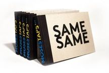 SAME SAME™ - Book by MOSES & TAPS™