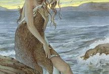 What if ... Mermaids / a story idea percolating in my mind