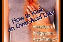 Acid Reflux/Heartburn Diet