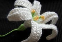 Crochet Flowers I love