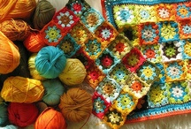 GRANNIES FOR EVER! / Dedicated board to the lovers of crocheting granny squares! Please respect the theme of the Board and don't pin anything you want to sell as these will be deleted!  Thank you.